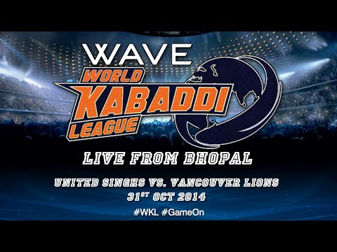 World Kabaddi League, Day 30: United Singhs Vs. Vancouver Lions
