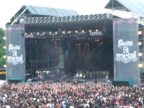 Gods of Metal 2008. Yngwie Malmsteen play Albinoni adagio