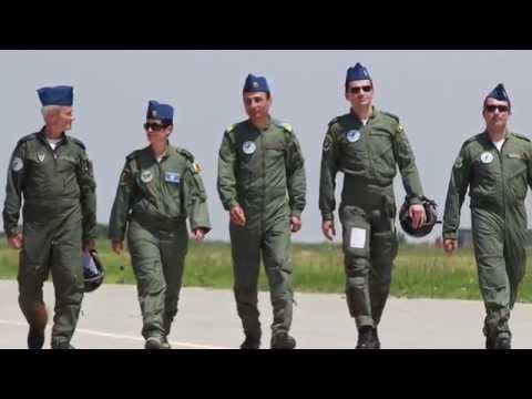 Romanian air force tribute 2016