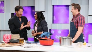 Harry Connick Jr. approves this creole crawfish boil recipe