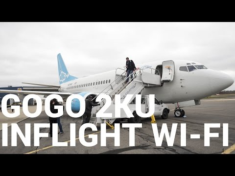 Gogo's new 2Ku inflight Wi-Fi brings broadband speeds to the skies