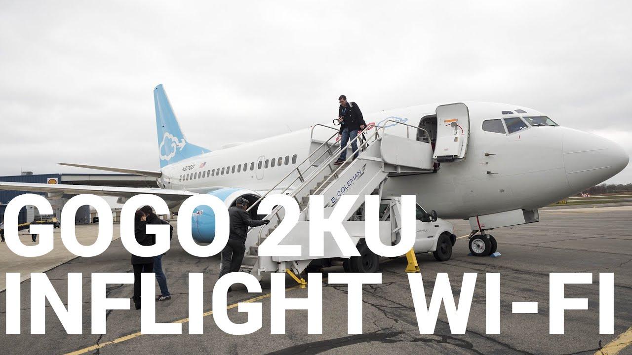 Gogo In Flight Wi Fi | Gogo Inflight Internet Speed Tested