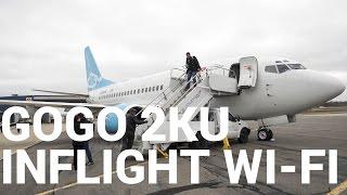 Gogo's new 2Ku inflight Wi-Fi brings broadband speeds to the skies