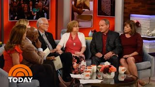 Gold Star Parents Find Hope Through Retreat | TODAY
