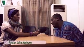 LEKE ADEBOYE INTERVIEW AT THE RCCG 2014 NATIONAL YOUTH CONVENTION