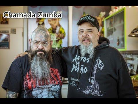 Chamada Zumba