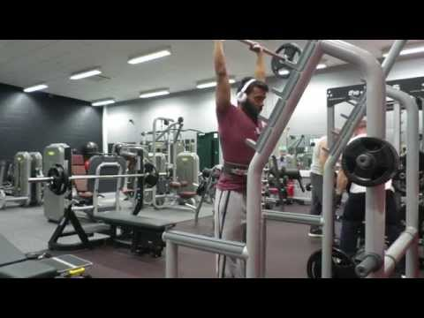 Tamil Fitness Vlog001: Shoulders & Arms Workout in the Gym in Tamil