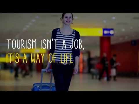 Tourism Degree in English in Barcelona. Ready to fly?