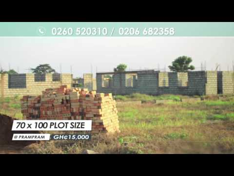 Real Homes Plots of land for sale