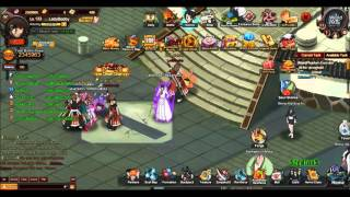 Bleach Online: My EU s5 account given to someone else
