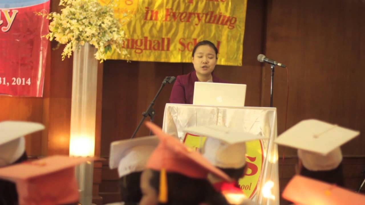 Irvinghall School Graduation 2014 (Video Trailer)