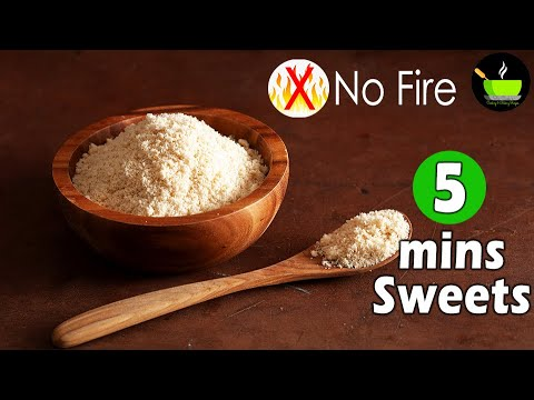 5 Minute Sweets Recipes | Quick & Easy Sweet Recipes | Fireless Sweet Recipes | Indian Sweets