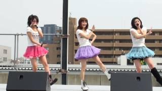 2010年5月4日、2010信濃川感謝祭 やすらぎ堤 川まつり.