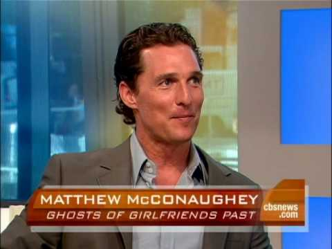Matthew McConaughey's Loves