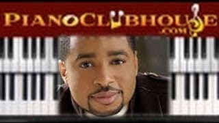"♫ How to play ""JUSTIFIED"" (Smokie Norful) gospel piano tutorial ♫"