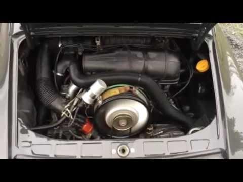 Porsche 2.7 engine
