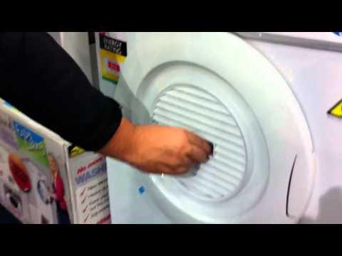 Fisher & Paykel AERODRY 4kg Dryer DE40F56A1