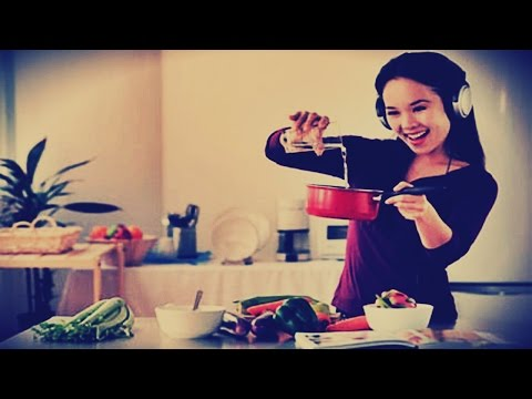 """Background Music for Cooking """"AUDIO AROMA"""" - Ambient Cooking Music Background"""