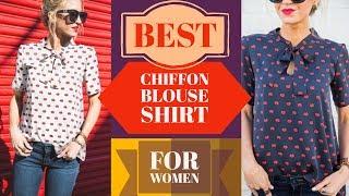 Best Autumn Blouse Shirt For Women