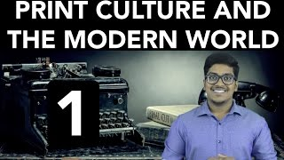 History: Print Culture And The Modern World (Part 1)