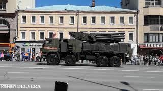 ПАРАД ПОБЕДЫ в Москве, глазами ДИВЕРА 9 мая 2018 года. фильмы ДИВЕРА