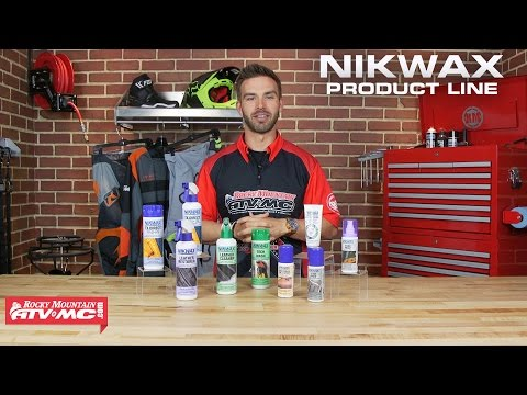 Nikwax Gear & Apparel Care Product Line-Up