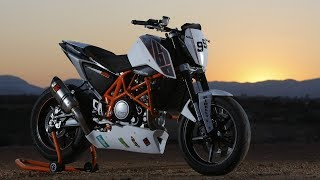 {WOW} This is Secret KTM Duke 690 World First Test Review