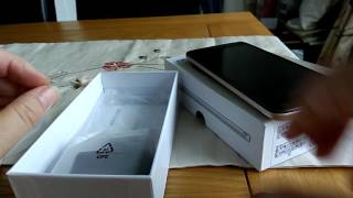 Homtom HT17 unboxing (English)