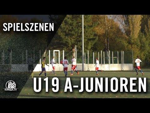 Hamburger SV II  - SV Eidelstedt (U19 A-Junioren, Bezirksliga 7) - Spielszenen | ELBKICK.TV