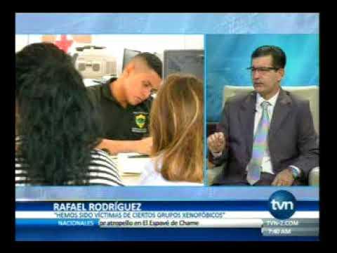 Tvn Dirigente de ARENA Rafael Rodriguez, Aumento en matricula a Estudiantes Extranjeros