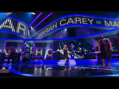 The X Factor - Celebrity Guest 4 - Mariah Carey |