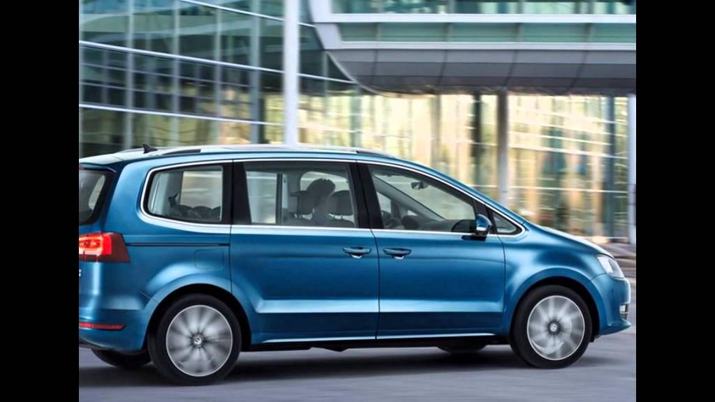 2016 Volkswagen Sharan Youtube