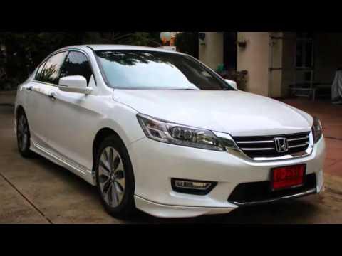 รวมภาพ Honda Accord G9 Thailand 2014