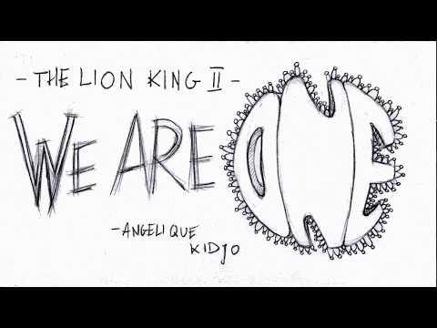 WE ARE ONE (The lion king II, Angelique Kidjo) - Mateusz Chmielewski