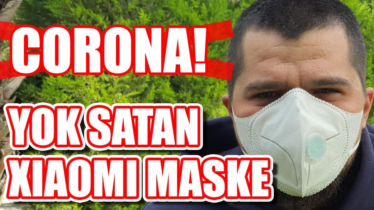 Corona Virüsünden Sonra Çin'de Yok Satan Xiaomi Maske İncelemesi