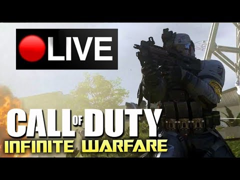 Call of Duty Infinite warfare  Today Deatomizer Strike Count # 0  XIM4 Gameplay PS4 Live # 82