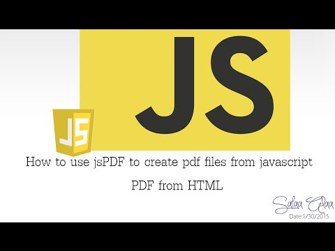 jspdf html to pdf jsfiddle