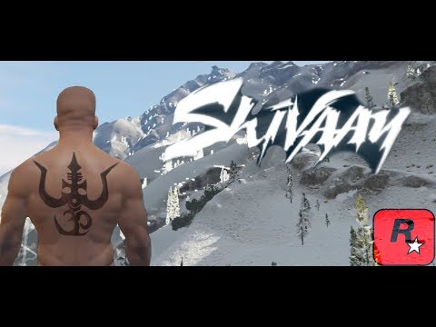 SHIVAAY TRAILER  *GTA 5 *  FRANKLIN AS...