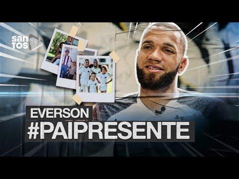 #PAIPRESENTE: EVERSON