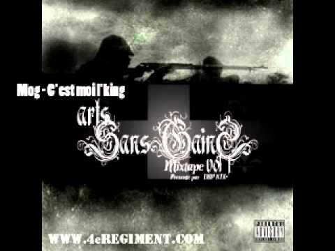 18 - Mog - C'est moi l'king (Art Sans Gain vol.1)