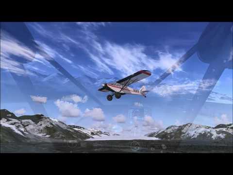 FSX | Bush Flying | Alaska - Alsek River