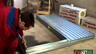 Монтаж раздвижных дверей(Монтаж раздвижных дверей. Инструкция по монтажу кассет (систем для раздвижных дверей) в нескольких вариант..., 2012-05-22T07:04:02.000Z)