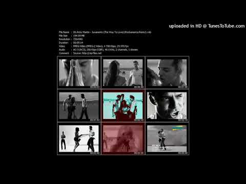 Download Ricky Martin - Juramento, puesto 10 (27 Septiembre 2003)