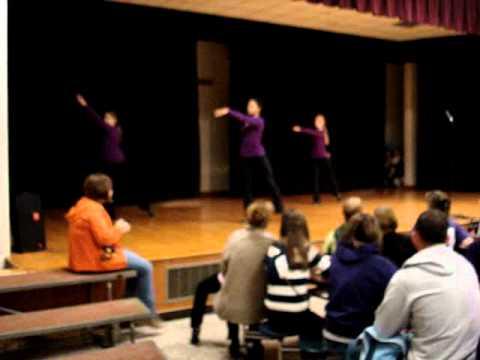 SODA Trio Perform Rural Point Elementary School Oct 2010