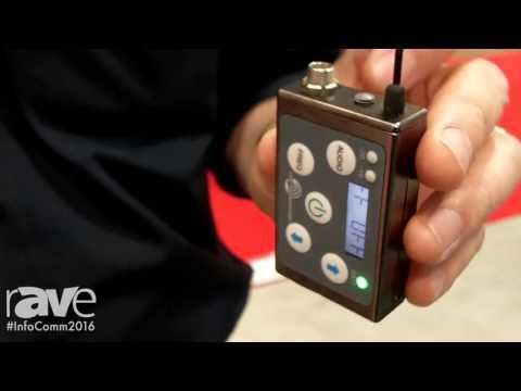 InfoComm 2016: Lectrosonics Highlights SSM Micro Belt-Pack Transmitter