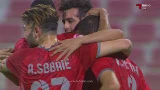 الهدف | الغرافة 0 - 1 الدحيل | دوري قطر غاز تحت 23 سنة