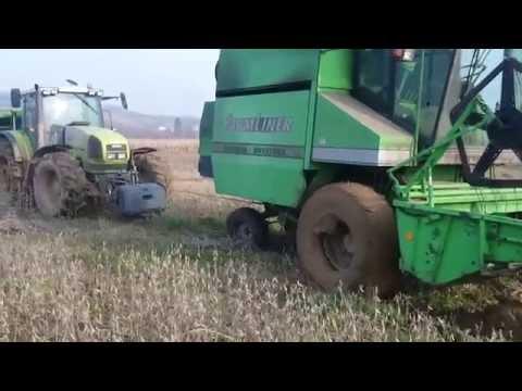 Đuro Đaković Farmliner - Stuck in mud