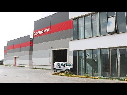 Sena Yapı Industrial Products Factory İntroduction | EN