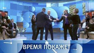 Украина, поговорим? Время покажет. Выпуск от20.10.2017