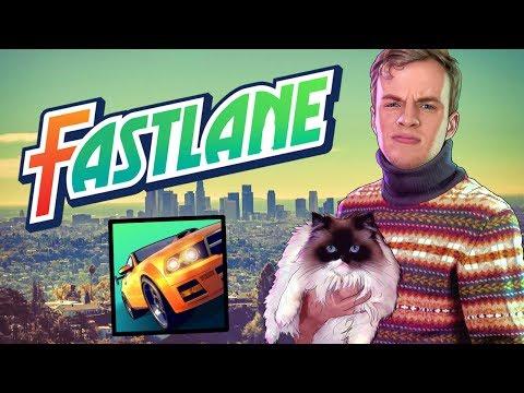 I'M IN A GAME! Fastlane: Road to Revenge